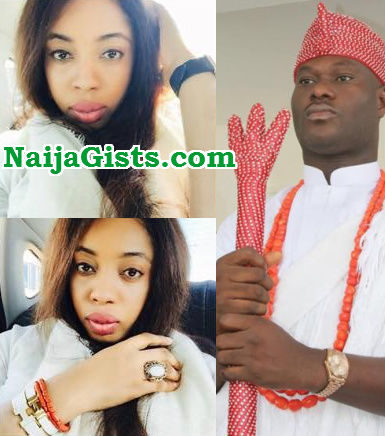 ooni ife snatched sonia lebanese husband