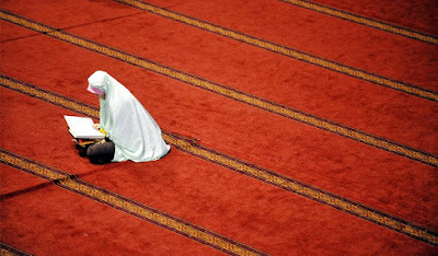 I'tikafnya Wanita Di Dalam Masjid