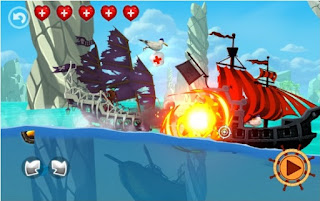 Pirate Ship Shooting Race Android