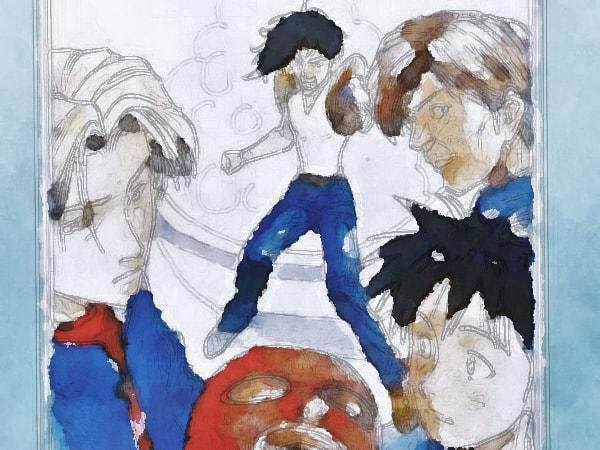 水彩画のマサルさん(漫画)