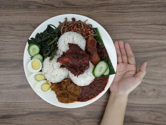 food, foodie, local cuisine, MAKANAN, MALAYSIAN FOOD, nasi lemak, NASI LEMAK PALING SEDAP, NASI LEMAK SEDAP DI KL,