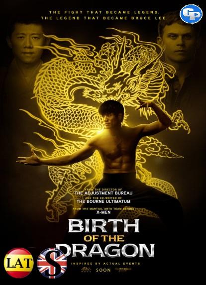 El Nacimiento del Dragón (2016) HD 720P LATINO/INGLES