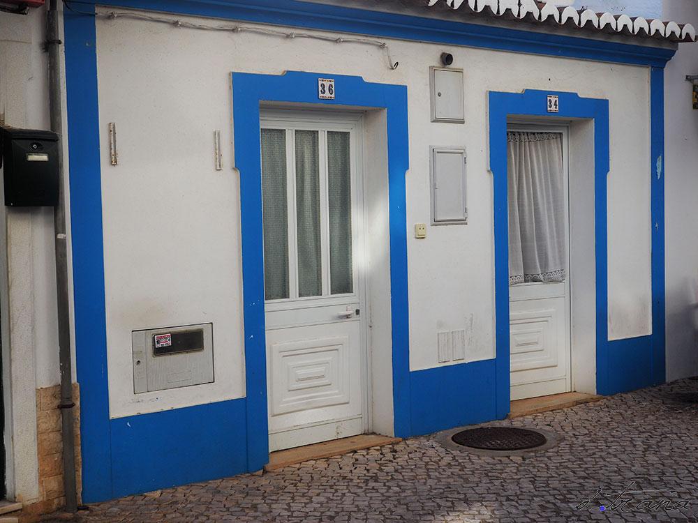 Puerta en Alvor - Portugal