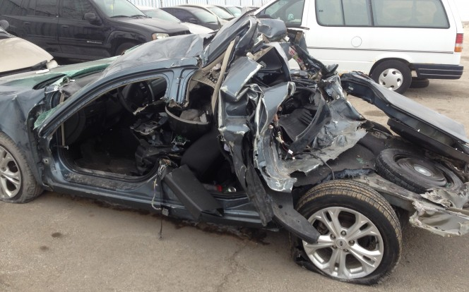 Father, children, sisters-in- law die in Anambra accident