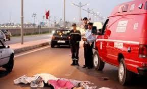 عاجل- حادث مأساوي لوفاة ضابط ممتاز