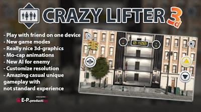 Crazy Lifter 3d: City Battle of Elevators APK For Android