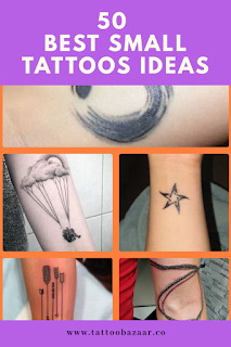 60 Best small Size tattoos ideas for man's