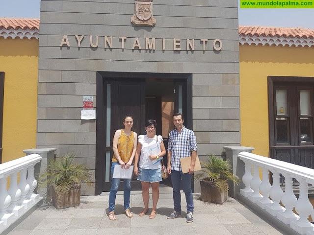 El PP de Tijarafe propone la colocación de un cajero automático en La Punta