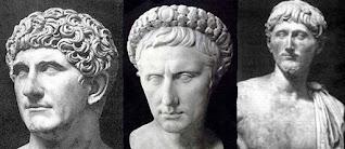 Riassunto su Giulio Cesare e il triumvirato