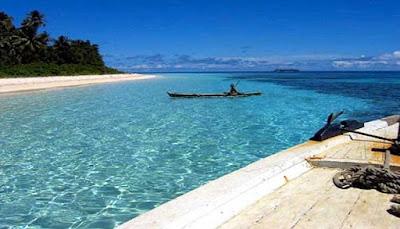 Pantai Kepulauan Sangihe