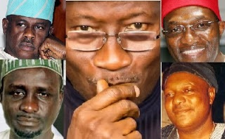 2019: APC Moves To Empty The PDP As Senator Andy Uba, Shekarau, Nyame, Jonathan's 11 Ex-Ministers, Others Mull defection