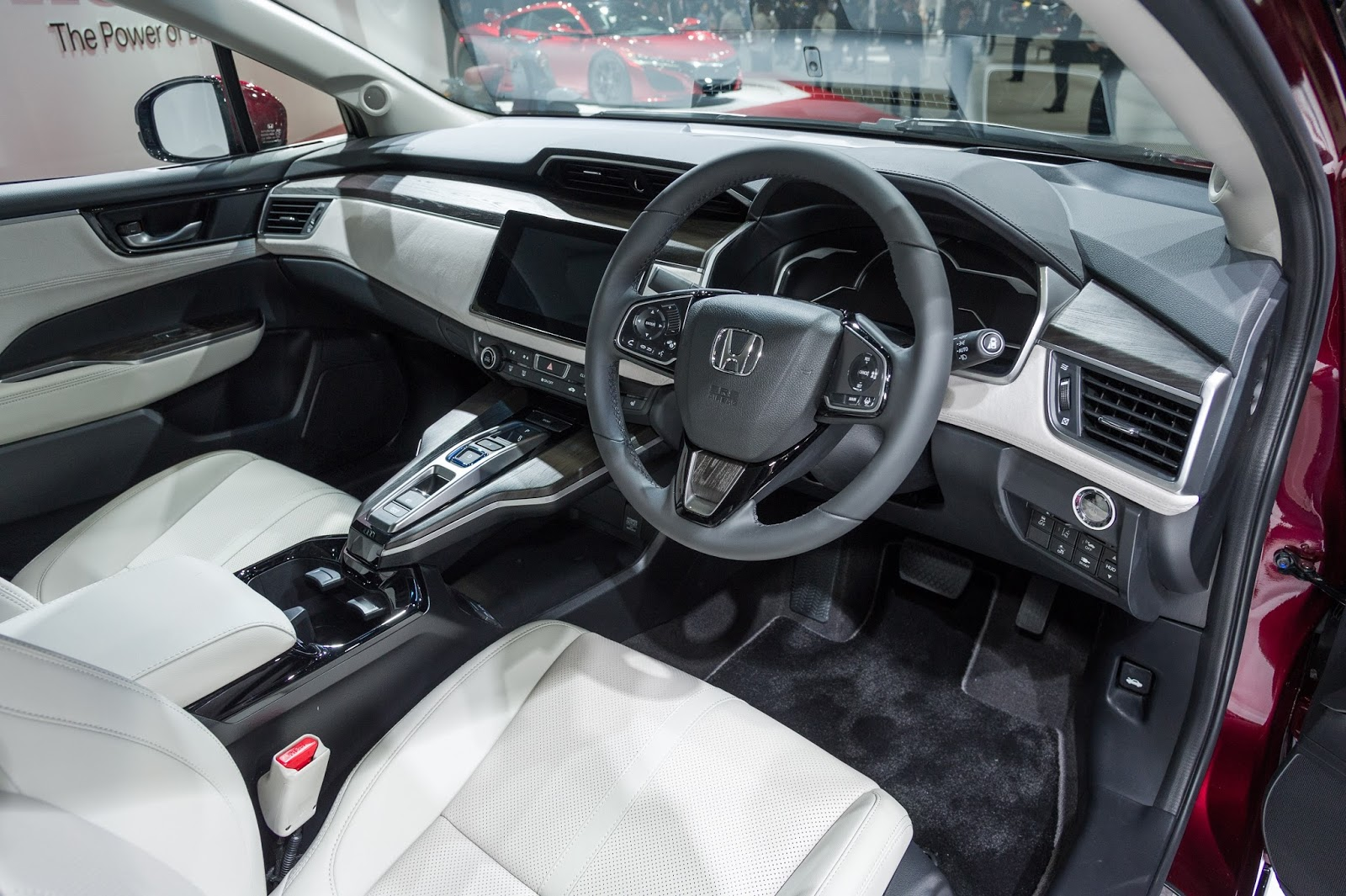Honda%2BClarity%2BFuel%2Bcell%25282%2529 H Honda φέρνει στην Ευρώπη την απάντησή της στο Mirai Honda, Honda Clarity Fuel Cell, κυψέλες καυσίμου, υδρογόνο