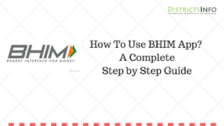 How To Use BHIM App? A Complete Step by Step Guide