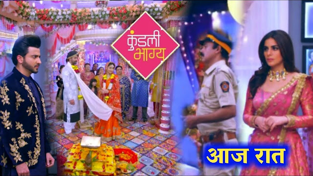 Upcoming Twist : Preeta ready as bride Karan and Rishabh restless in Kundali Bhagya