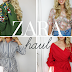 HUGE Transitional Zara Unboxing + Try-On Haul, August 2017