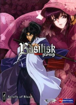 Basilisk: The Kouga Ninja Scrolls 24/24 HDLigero 170 MB SUB ESPAÑOL y 85 MB LATINO (MEGA)