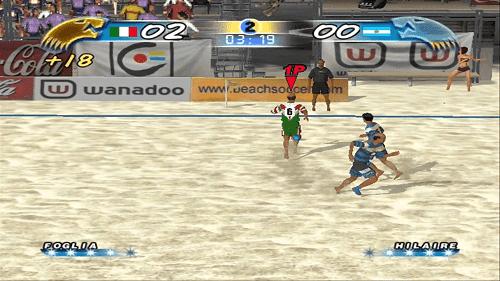 Download Pro Beach Soccer Game PC Ringan4