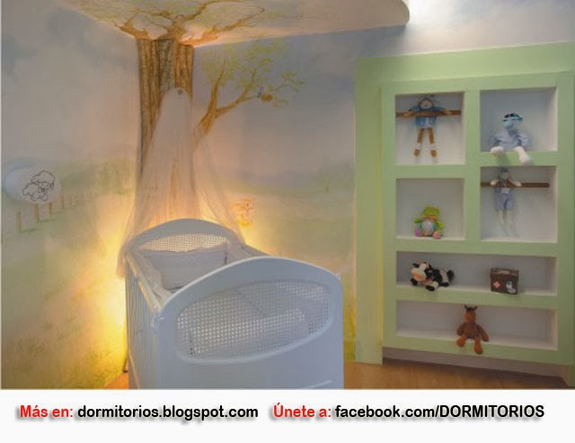 Ideas para decorar tu cuarto for Como decorar el cuarto de mi bebe