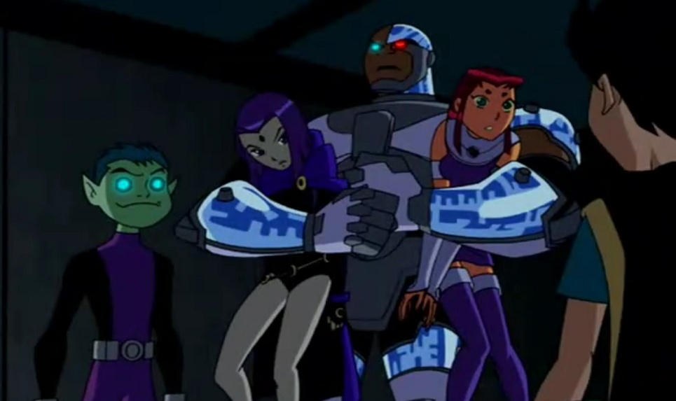 Infinite Earths Review Teen Titans Season 1 Episode 7 -8385