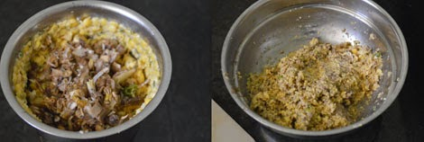 how to prepare vazhaipoo vadai