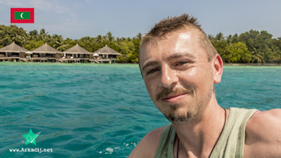 Rapper aus Leherheide chillt auf den Malediven