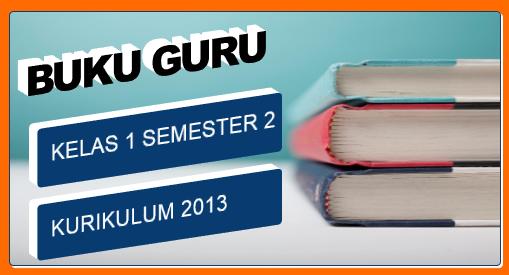 Buku guru semester 2 kurikulum 2012