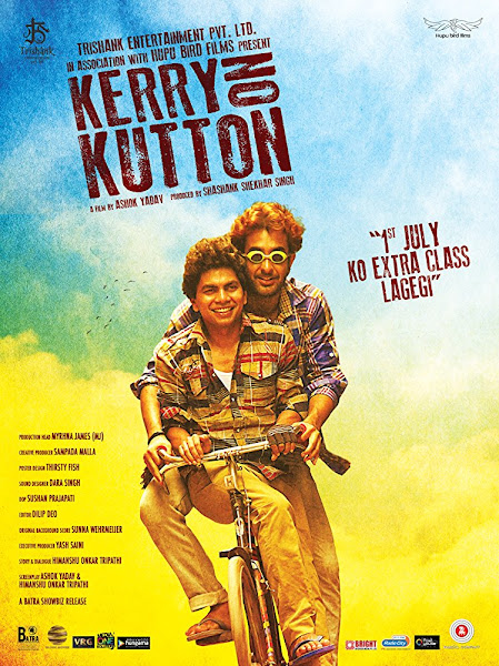 Poster of Kerry on Kutton 2016 [Full-Hindi-Movie] 720p HDRip ESubs Download
