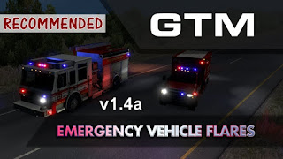 ats gtm team emergency vehicle flares v1.4a