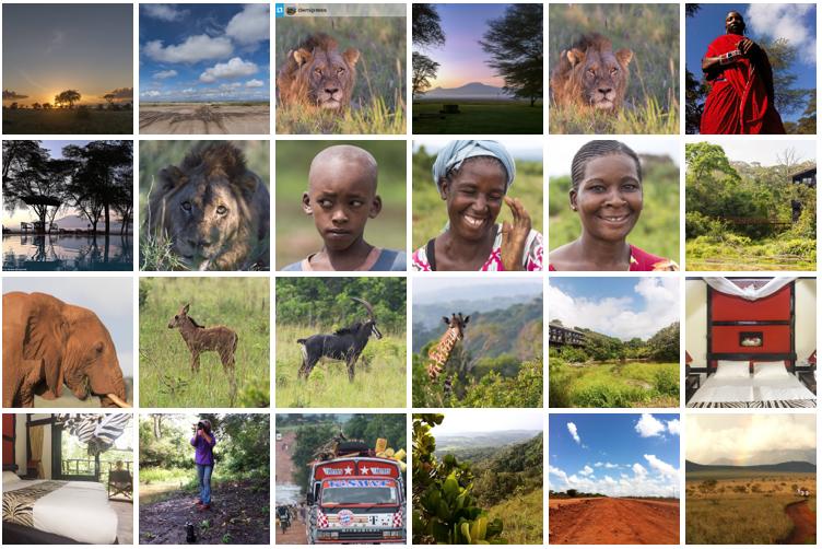 touristisches potential kenia