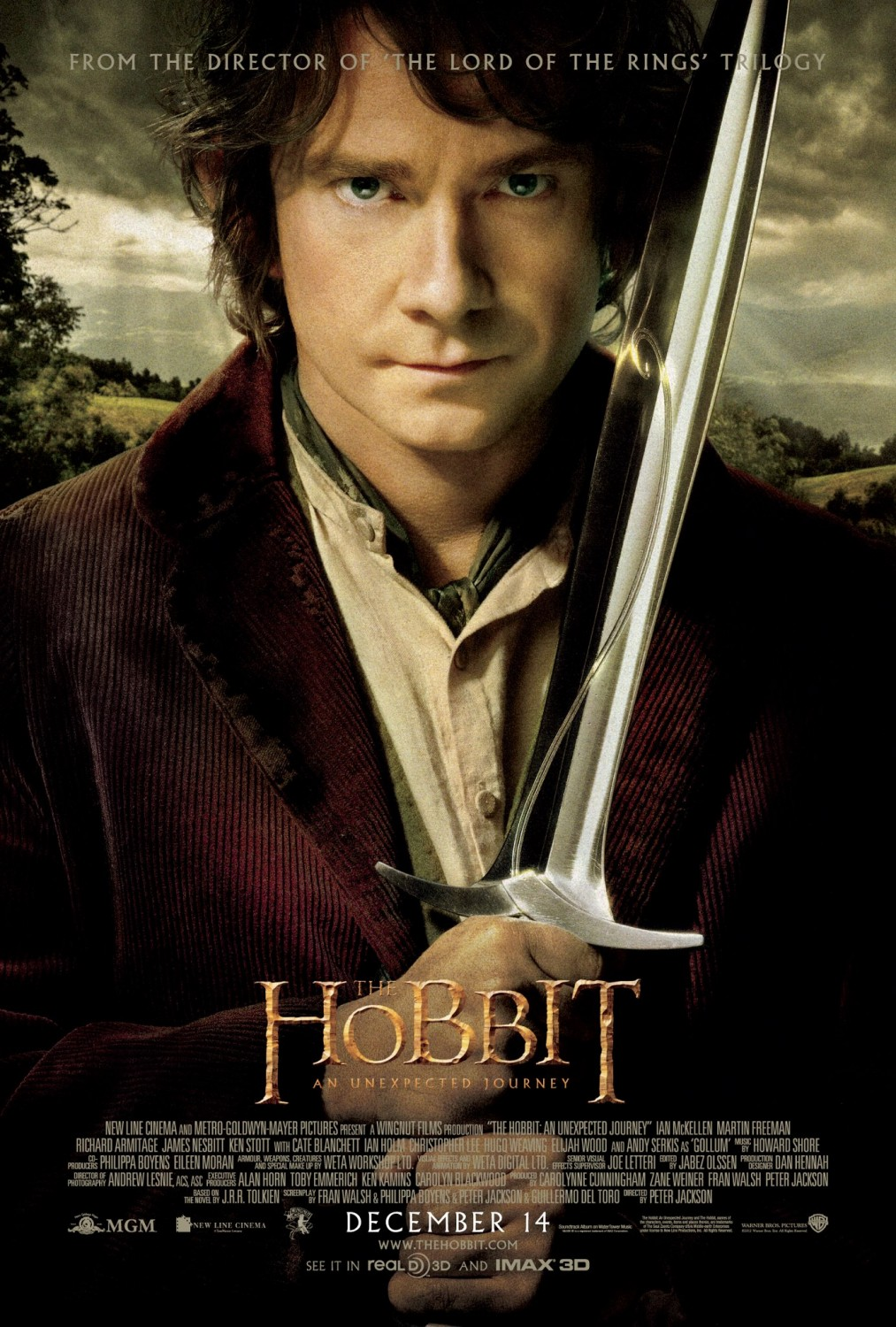 Why Bilbo Baggins? - From the Front Row