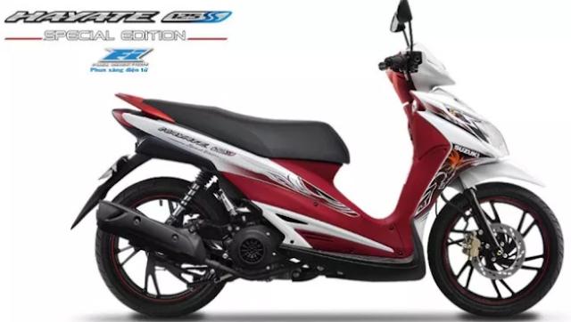 Apasih kekurangan serta keunggulan Suzuki hayate 125