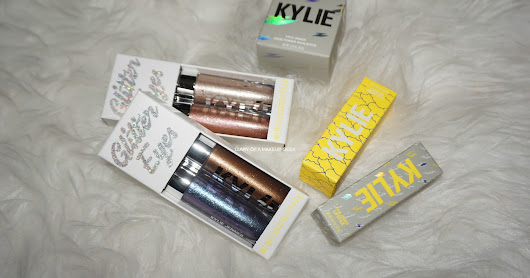 Limited Edition | Kylie Cosmetics The Weather Collection | Review/Swatches