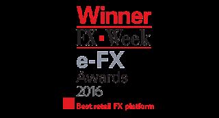 FX-Week, e-FX Awards 2016