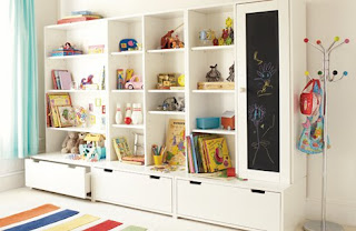 Toy Box And Toy Cabinet Design Ideas