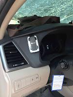 Cảm biến áp suất lốp Hyundai Tucson