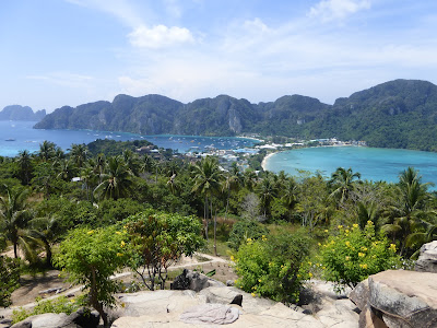 Islas Fhi Fhi ,  Phi Phi View Point, Tailandia, La vuelta al mundo de Asun y Ricardo, vuelta al mundo, round the world, mundoporlibre.com