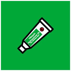 Vitaquin Skin Bleaching Agent : Hydroquinone 5% Krim