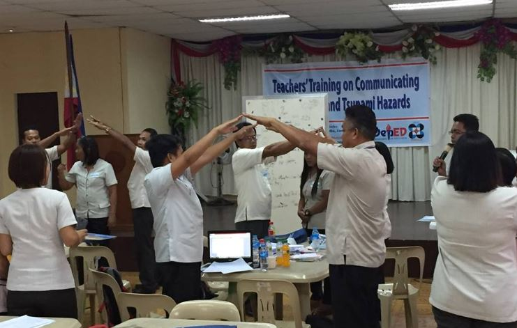 PHIVOLCS now a certified PRC CPD Provider for teachers
