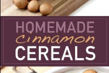 The Best Vegan CInnamon Cereal Recipe