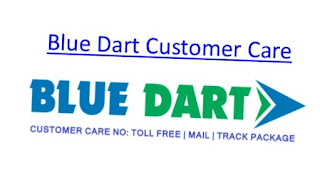 bluedart courier number and tracking service support