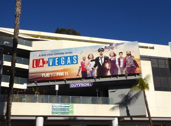 LA to Vegas season 1 billboard