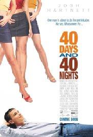 Watch 40 Days and 40 Nights Online Free 2002 Putlocker