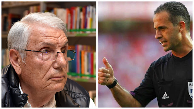 Quarteira recebe «Conversas com…» César Correia e Duarte Gomes