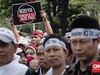 Terkait Persyaratan CPNS 2018, Honor K2: Hati Kami Mendidih