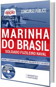 Apostila Marinha do Brasil 2018 - Soldado Fuzileiro Naval