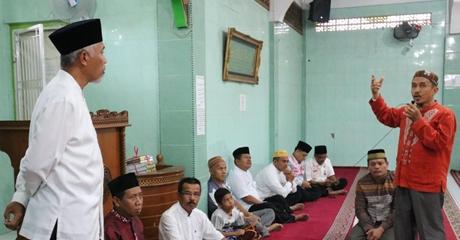 Wako Mahyeldi Serap Aspirasi Warga Melalui Jumat Keliling di Padang Timur