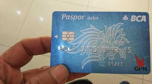 Cara Ganti Kartu Debit BCA GPN ke MasterCard