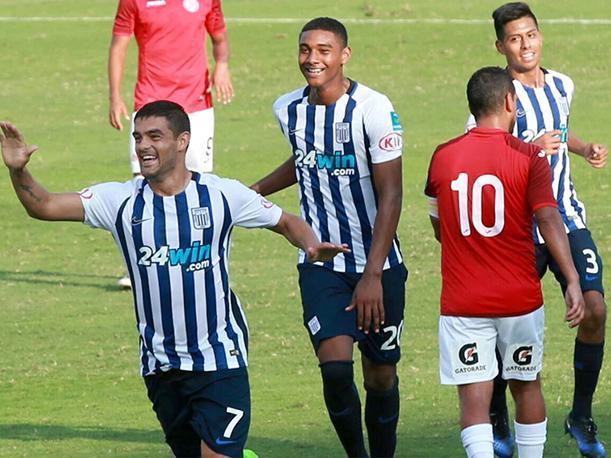 Alianza Lima vs Palmeiras por copa Libertadores en vivo online