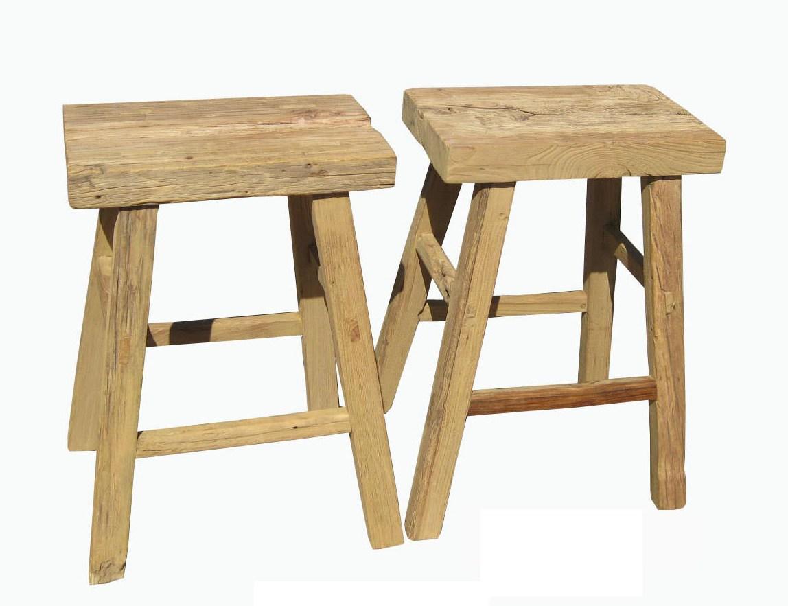 Tabouret Bois Brut : tabouret bois brut trouvez le meilleur prix sur voir avant d 39 acheter ~ Teatrodelosmanantiales.com Idées de Décoration