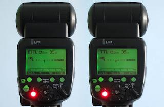 E-TTL dan E-TTL II